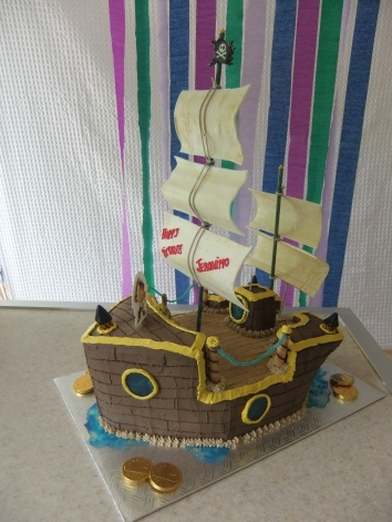 pirate ship 002