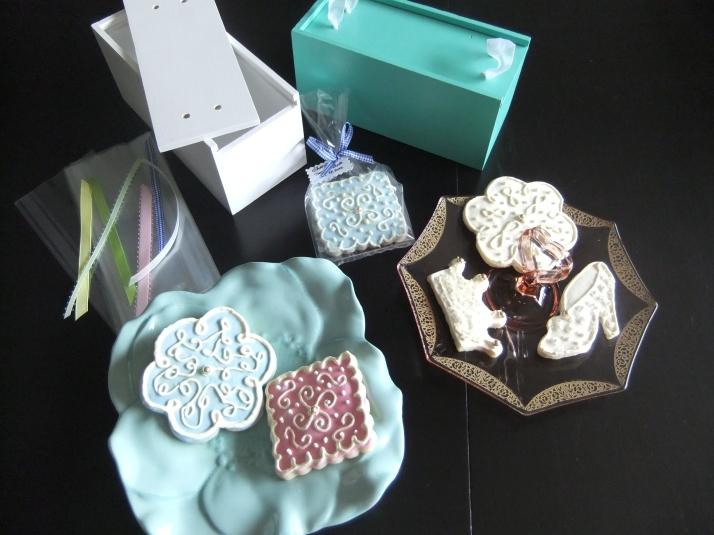 Wedding Almond Butter Cookies