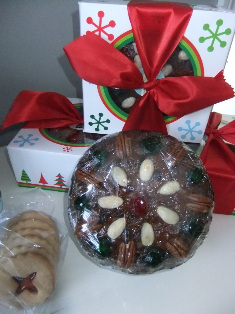 Decadent Holiday fruitcake Conserves for 6 months (Do Not Refrigerate) Incredibly Moist