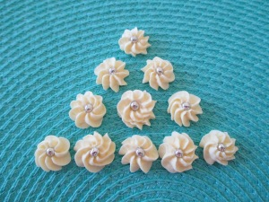 """Southern Belle""  Rosettes"