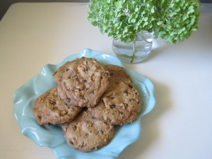 Gluten Free BEST EVER Chocolate Chip Cookies