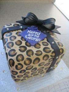 Leopard + Bling = DIVA